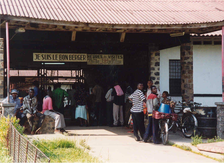 IMCK entrance